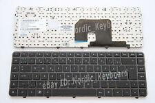 100% Positive for HP DV6-3000 DV6-3040eo DV6-3160so DK Swedish Nordic Keyboard