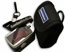 Deluxe SM-110 2Way Display Finger Pulse Oximeter Case/Strap Reliable Monitor NIP