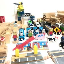 Thomas the Train & Imaginarium Wooden Train and Railway 240 Pieces Set