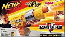 Brand New NERF N-Strike ALPHA TROOPER Dart BLASTER Rare