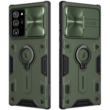 NILLKIN CamShield Armor Case For Samsung Note 20 Ultra / 20 With Ring kickstand