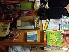 Lotto hardware tutto senza prezzo di riserva PC, riviste, manuali, telefono