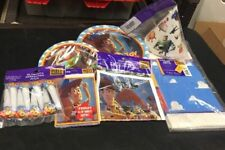 1995 Disney Toy Story Party Supplies For 8 Hallmark Mattel Rare