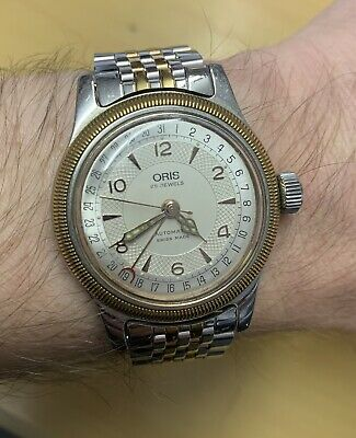 ORIS Big Crown Pointer Date Automatic Bracelet Watch
