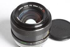 Canon FD 1,2/55 mm S.S.C.