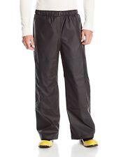 Carhartt Men's Big Tall Medford Rain Defender Pant Black Medium