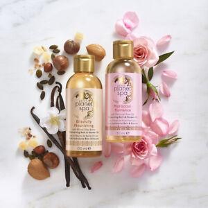 Avon Planet Spa Bath & Shower Oils