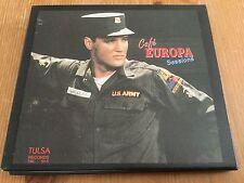 Elvis Presley 5 cd - Cafe Europa sessions - RARE DIGIPAK!!!