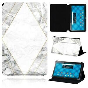 Printed PU Smart Stand Case cover For Acer Iconia One 10 B3-A10 A20 A30 A40 A50
