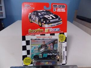 RACING CHAMPIONS MIKE WALLACE COLLECTOR RACE CAR