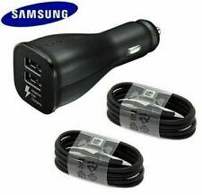 Original rápido coche cargador Cable Samsung Galaxy S6 S7 S8 S9 S10 Plus S20