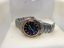 Omega Seamaster Planet Ocean 600M Co-Axial 45.5mm mens watch
