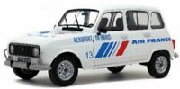 SOLIDO 1800108 1800106 RENAULT 4L GTL AIR FRANCE POMPIER SERVICE model cars 1:18