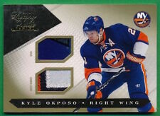 2010-11 Panini Luxury Suite KYLE OKPOSO PATCH STICK Islanders *RARE 07/10