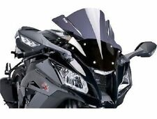 Bulles et pare-brises Puig pour motocyclette Kawasaki