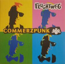 FLUCHTWEG Commerzpunk LP (1998 TollShock) Original Neu!