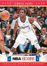 2012 13 Panini NBA Hoops #299 Chris Paul Los Angeles Clippers NM Trading Card