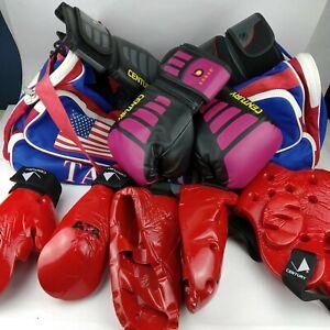 ATA Black Belt Academy Taekwondo Bag w/Century UFC Sparring Boxing Gear Adult
