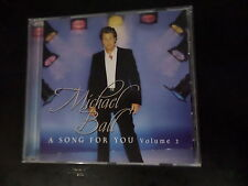 CD ALBUM - MICHAEL BALL - A SONG FOR YOU  - VOL 2