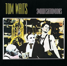Tom Waits Swordfishtrombones 180g Vinyl LP Mp3 in Stock