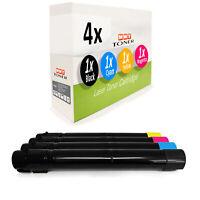 4x Toner für Xerox WC-7545 WC-7970 WC-7855 Workcentre 7830 7545 7970 7530 7835