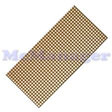 Matriz de PCB Prototipo De Cobre perforados Pre/placa placa de circuito impreso 50x100mm