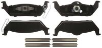 Disc Brake Pad Set-Ceramic Disc Brake Pad Rear ACDelco Advantage 14D1012CHF1