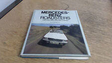 MERCEDES-BENZ ROADSTERS 230,250,280,350,450SL & SLC NEW OSPREY AUTO HISTORY ppd