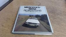 MERCEDES-BENZ ROADSTERS 230,250,280,350,450SL & SLC, NEW OSPREY AUTO HISTORY