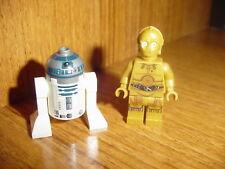 STAR WARS LEGO 75136 DROID ESCAPE POD R2-D2 + C-3PO Mini Figures 2016 NEUF