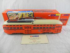 Corgi Classics 55004 P.C.C. Street Car Lionel City Transit Corp