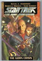 Star Trek The Next Generation The Gorn Crisis Wildstorm DC TPB LN/NM! 2001 OOP