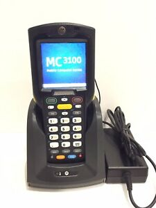 Motorola Symbol MC3190 Handheld Rugged Brick 2D Scanner PDA MC3190-S + Cradle
