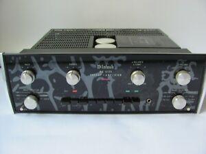 MCINTOSH MA 6100 70W Integrated PreAmp/Amplifier