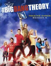 Big Bang Theory Season 5 Card Album