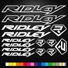 Ridley 14 Stickers Autocollants Adhésifs - Vtt Velo Mountain Bike Dh Freeride