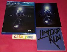 THE SWAPPER SONY PS4 LIMITED RUN #38 REGION FREE  3300 EX NEUF NEW + FLYERS