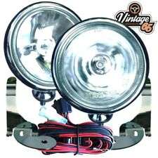 BMW Mini R50 R52 R53 2001 to 2006 Chrome Spot Lights Lamps Brackets BMW Wiring