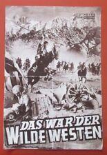 Das War Der Wilde Westen  Neues Film 1964 Gregory Peck, John Wayne Carroll Baker