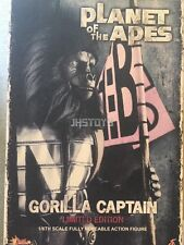 Hot Toys 1/6 Planet of the Apes Gorilla Captain MMS89 Japan
