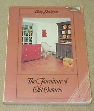The Furniture of Old Ontario - Antique Reference SC