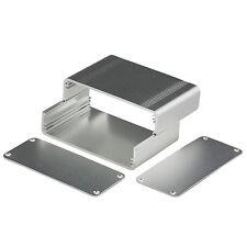 New DIY Aluminum Box Enclosure Case Project Electronic 57.2*87.9*38.4mm (L*W*H)