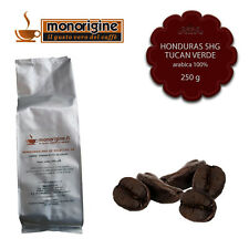 Caffè in Grani Honduras SHG Tucan Verde 250 gr - Caffè Monorigine Arabica 100%