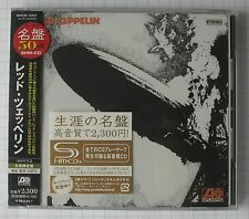 LED ZEPPELIN - I JAPAN SHM CD OBI NEU RAR! WPCR-13231 SEALED