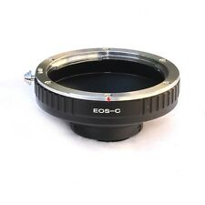 Cine C Mount to Canon EOS EF Lens Mount Adapter for Eclair Bolex NPR 16mm