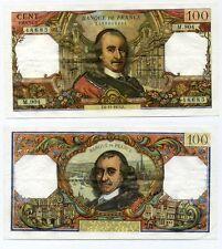 Gertbrolen 100 FRANCS CORNEILLE du 6-11-1975      M.904