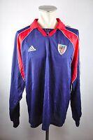 Athletic Club Bilbao Trikot 1999-2000 Gr. XL ohne Sponsor Adidas 90er oldschool