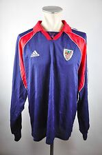 Athletic Club Bilbao Trikot 1999-2000 Gr. XL ohne Sponsor Adidas 90er oldschool