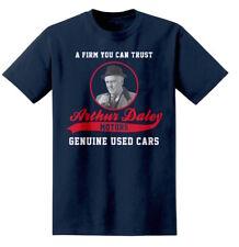 Arthur Daley Minder Used Car Lot Advertising T Shirt