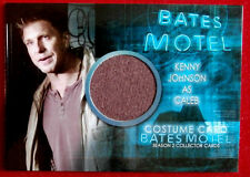 BATES MOTEL (Season Two) - KENNY JOHNSON as Caleb - Costume Card CKJ1 - 2016
